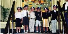 Les cadets prêtent serment