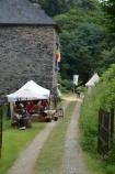 Initiation de Tir et visite du château de Reinhardstein (Samedi 30 et Dimanche 31 Juillet 2016)