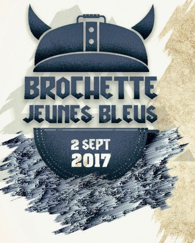 Brochette 2017 – 2 septembre 2017 à 19h 🗓 🗺