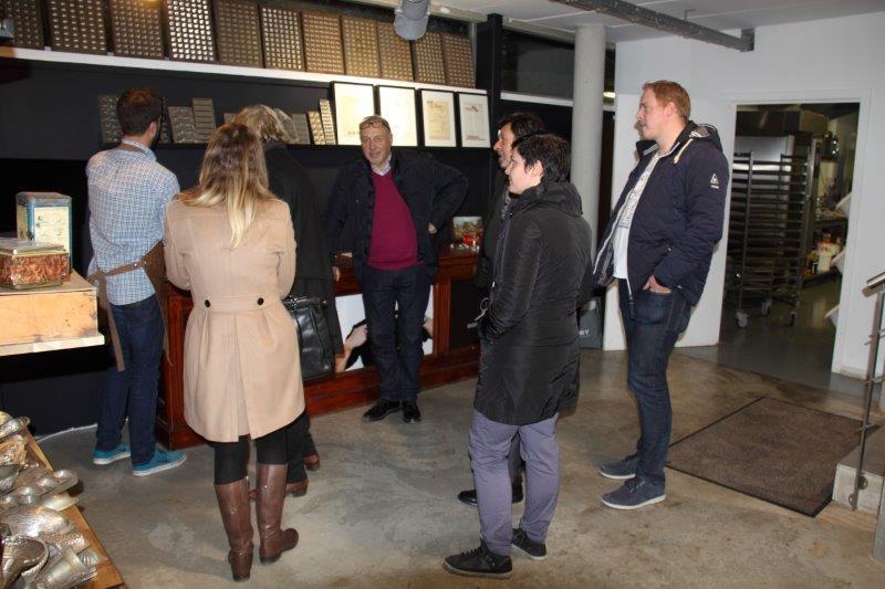 Photos Visite délégation des Arablétriers de Sansepolcro le Samedi 4 novembre 2017 🗓