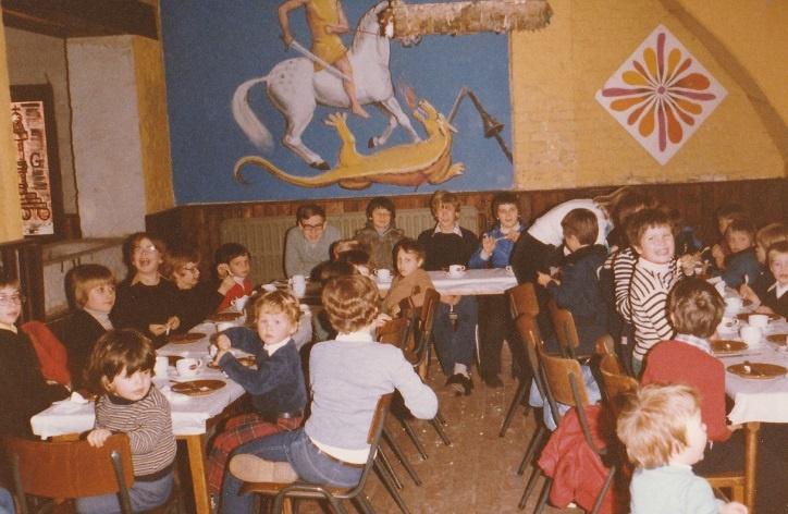 Goûter cadets 1977 - 2