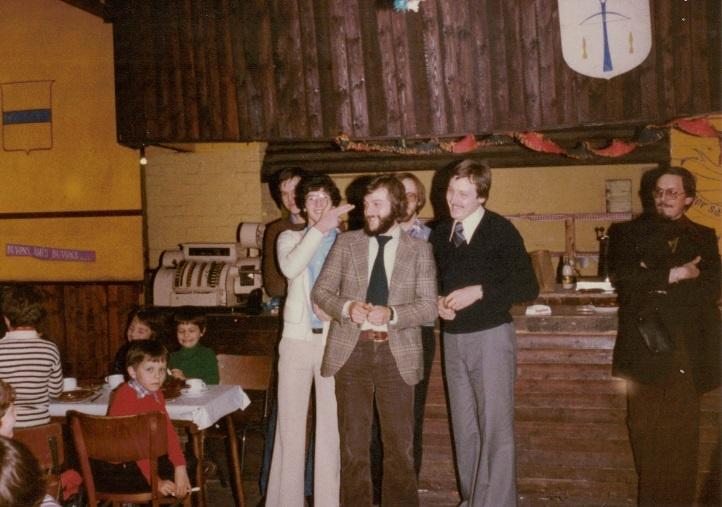 Goûter cadets 1977