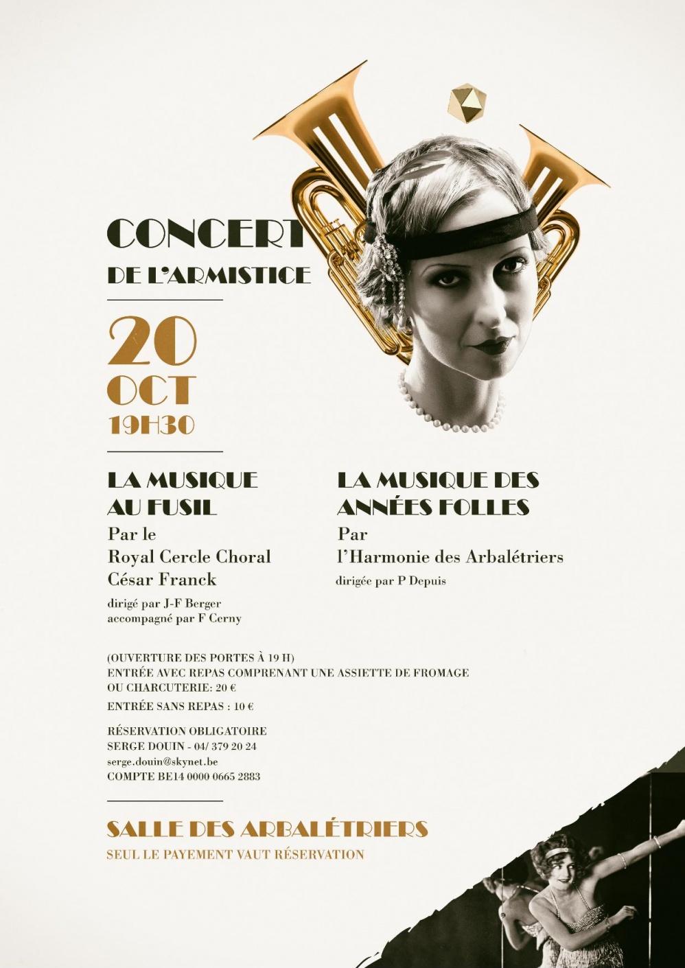 Concert de l'Armistice 🗓 🗺