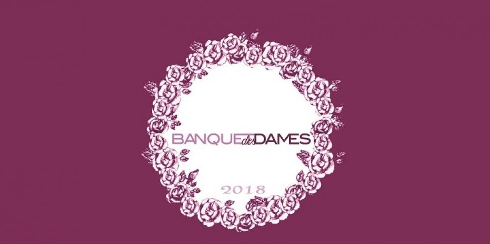 Banquet des Dames – Samedi 24 novembre 2018 à 19h30 🗓 🗺