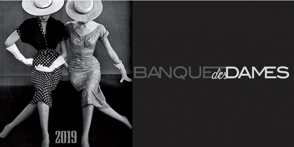 Banquet des Dames – Samedi 23 novembre 2019 à 19h30 🗓 🗺